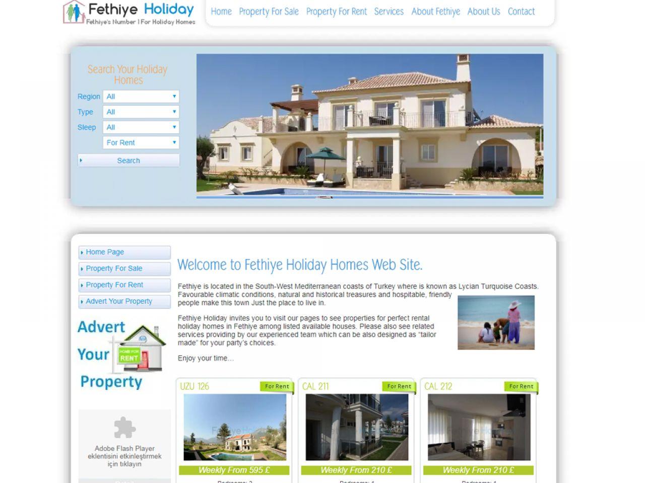 Fethiye Holiday