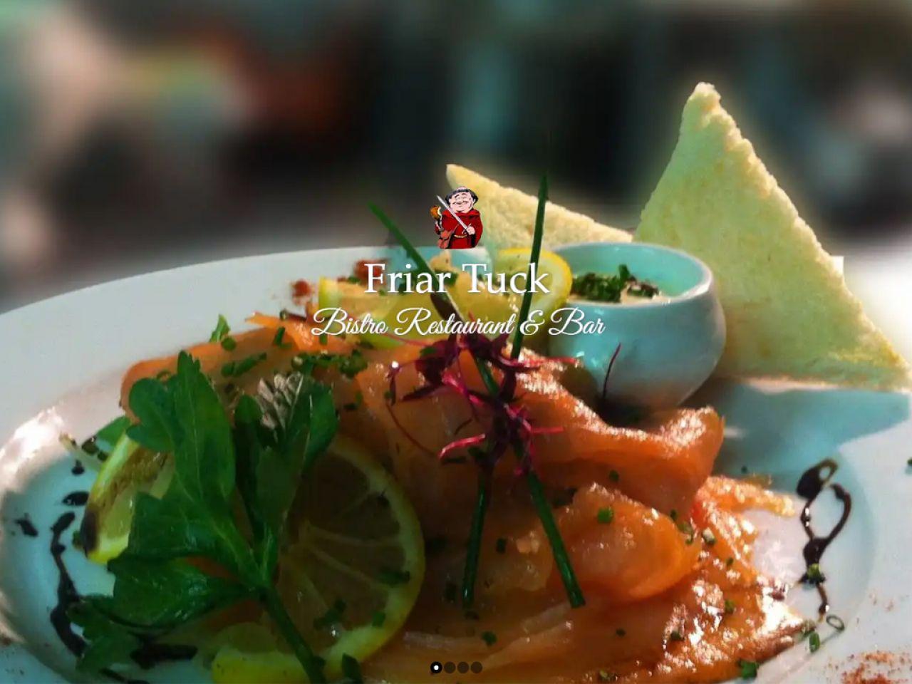 Friar Tuck Bistro Restaurant & Bar