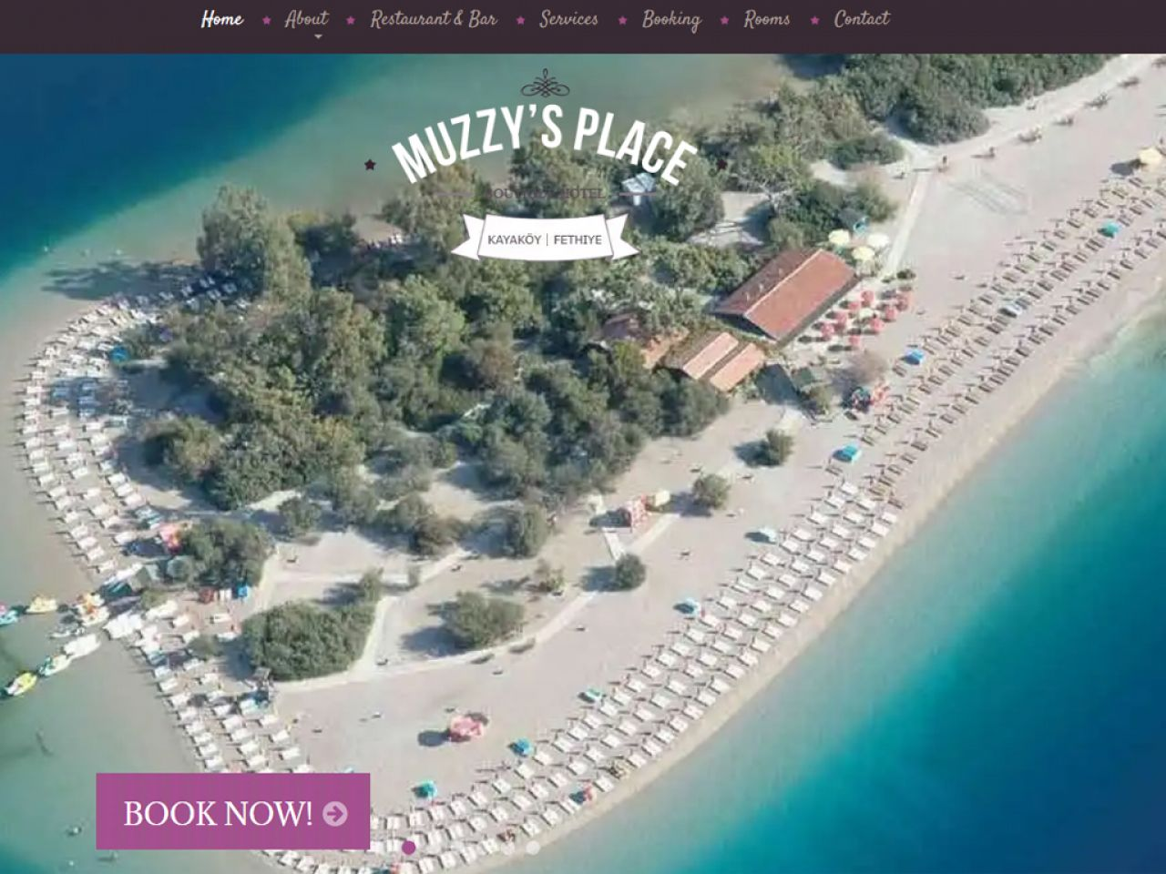 Muzzy's Place Kayaköy