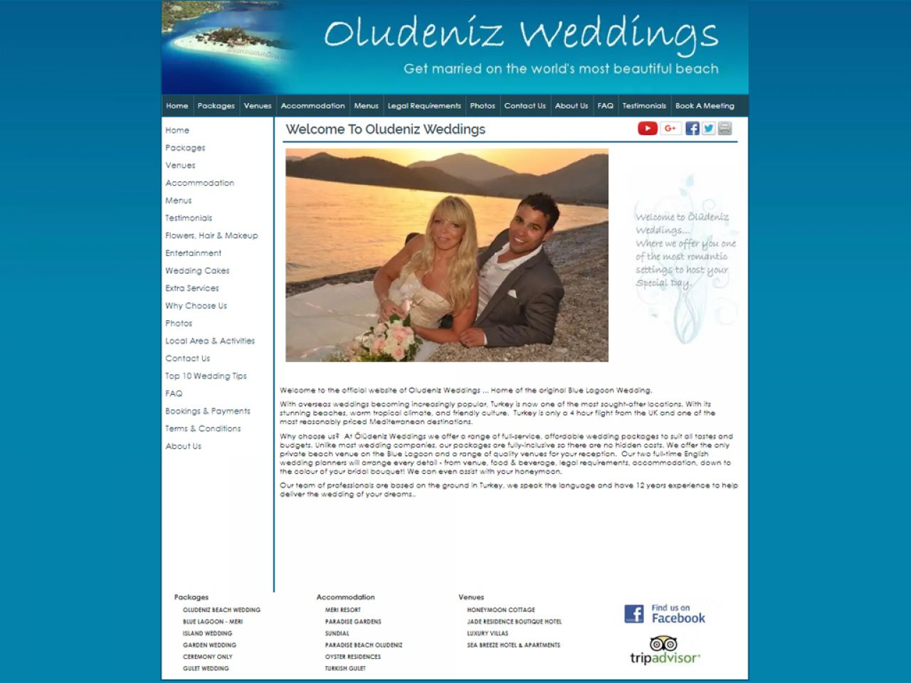 Olüdeniz Weddings