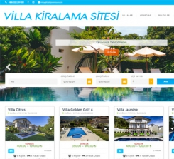 Villa Kiralama Sitesi